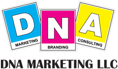 DNA Marketing Logo